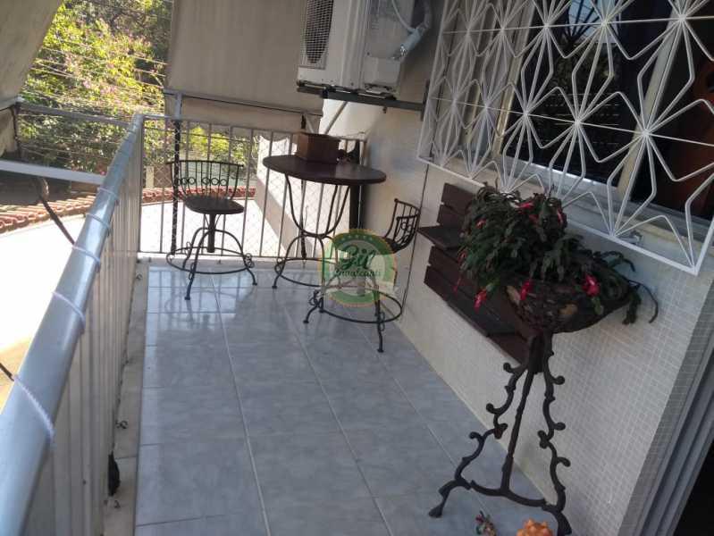 Varanda - Apartamento 2 quartos à venda Tanque, Rio de Janeiro - R$ 350.000 - AP1731 - 8