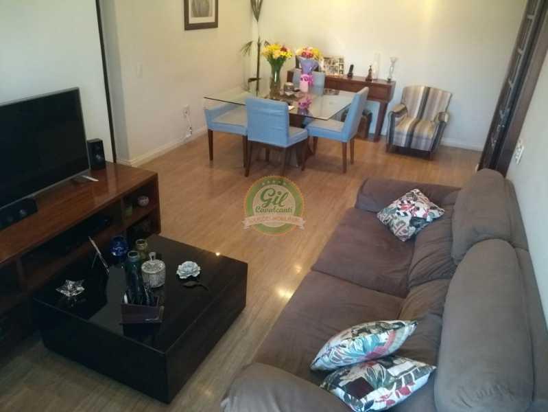 Sala - Apartamento 2 quartos à venda Tanque, Rio de Janeiro - R$ 350.000 - AP1731 - 1
