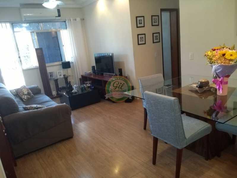 Sala - Apartamento 2 quartos à venda Tanque, Rio de Janeiro - R$ 350.000 - AP1731 - 3