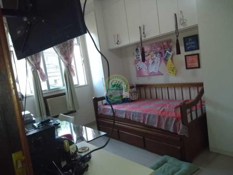 Quarto 2 - Apartamento 2 quartos à venda Tanque, Rio de Janeiro - R$ 350.000 - AP1731 - 17