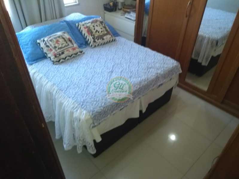 Quarto 1 - Apartamento 2 quartos à venda Tanque, Rio de Janeiro - R$ 350.000 - AP1731 - 14