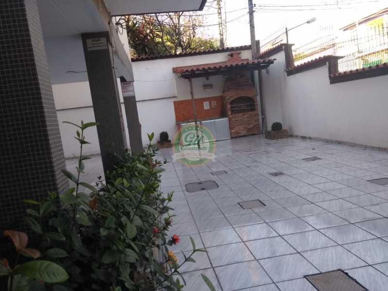 churrasqueira condomínio - Apartamento 2 quartos à venda Tanque, Rio de Janeiro - R$ 350.000 - AP1731 - 19