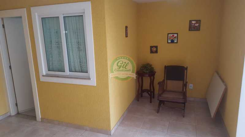 Entrada - Casa em Condomínio 2 quartos à venda Taquara, Rio de Janeiro - R$ 429.000 - CS2201 - 4