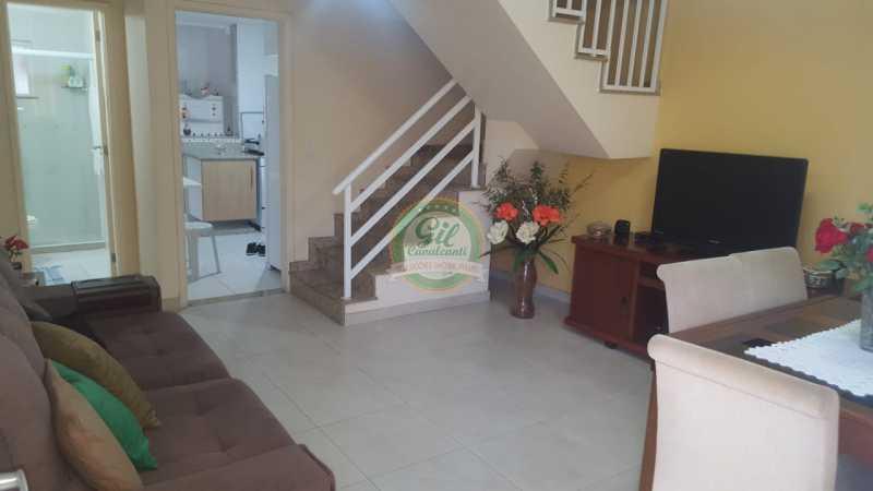 Sala - Casa em Condominio À VENDA, Taquara, Rio de Janeiro, RJ - CS2201 - 1