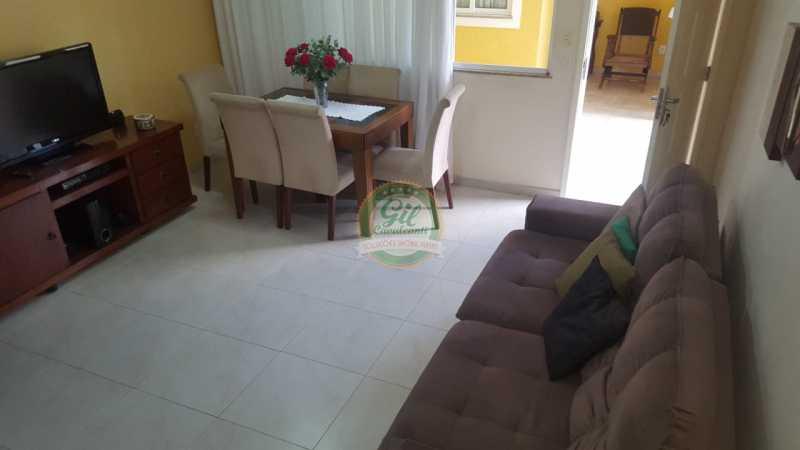Sala - Casa em Condomínio 2 quartos à venda Taquara, Rio de Janeiro - R$ 429.000 - CS2201 - 3