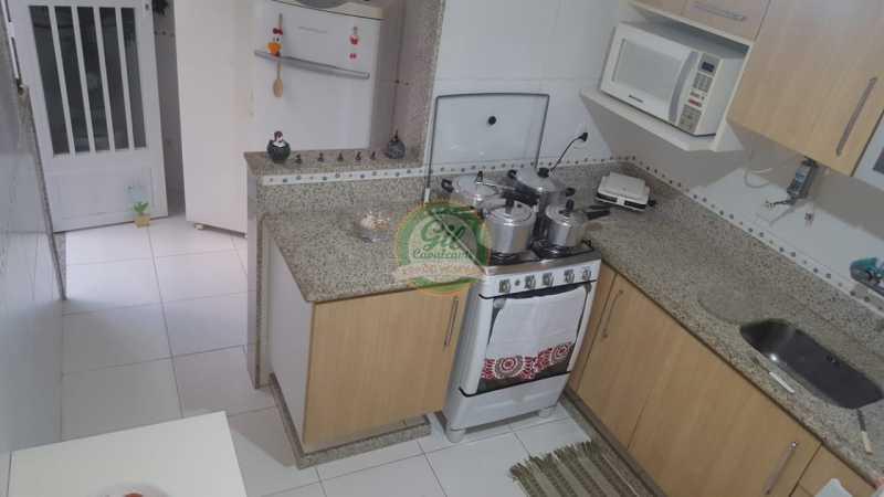 Cozinha - Casa em Condomínio 2 quartos à venda Taquara, Rio de Janeiro - R$ 429.000 - CS2201 - 8