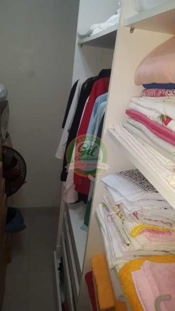 Closet - Casa em Condomínio 2 quartos à venda Taquara, Rio de Janeiro - R$ 429.000 - CS2201 - 12