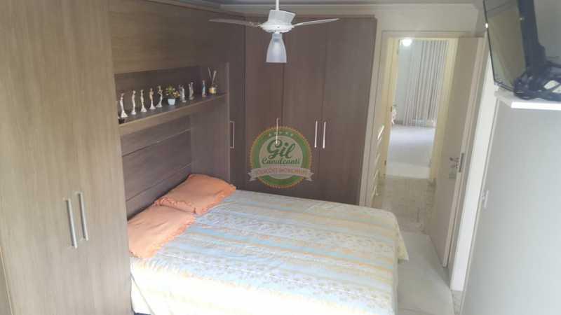 Suíte - Casa em Condomínio 2 quartos à venda Taquara, Rio de Janeiro - R$ 429.000 - CS2201 - 13