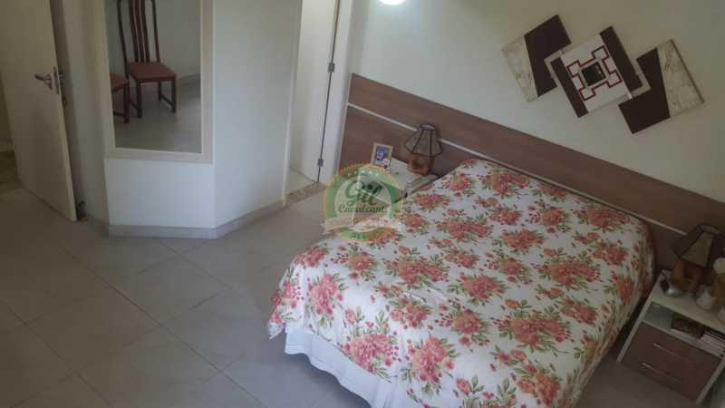 Suíte master  - Casa em Condomínio 2 quartos à venda Taquara, Rio de Janeiro - R$ 429.000 - CS2201 - 19