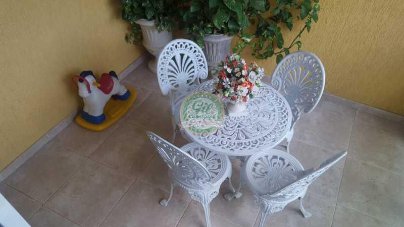 Varanda Suíte master  - Casa em Condominio À VENDA, Taquara, Rio de Janeiro, RJ - CS2201 - 23