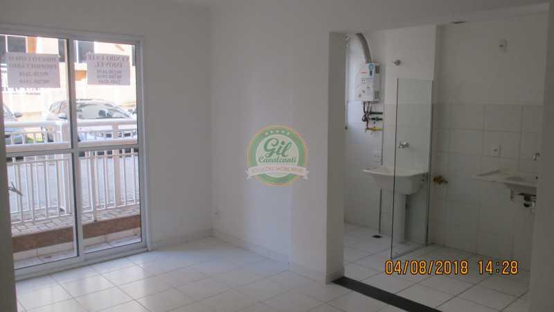 Sala - Apartamento Taquara,Rio de Janeiro,RJ À Venda,1 Quarto,47m² - AP1734 - 3