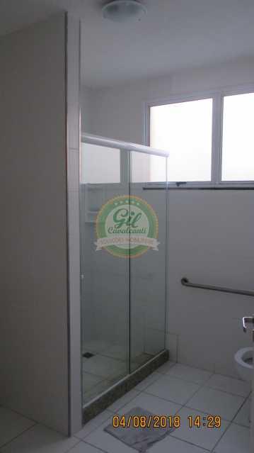 Banheiro - Apartamento Taquara,Rio de Janeiro,RJ À Venda,1 Quarto,47m² - AP1734 - 9