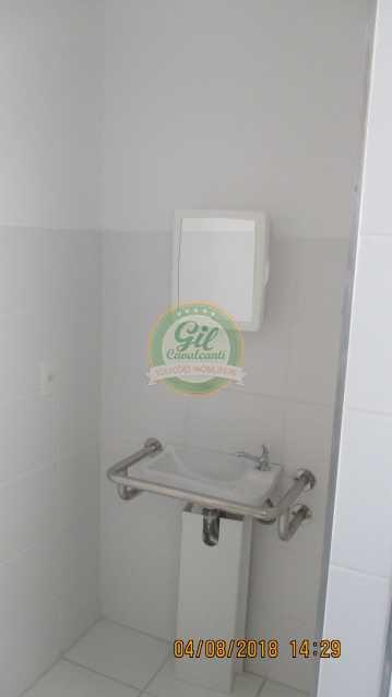 Banheiro - Apartamento Taquara,Rio de Janeiro,RJ À Venda,1 Quarto,47m² - AP1734 - 11