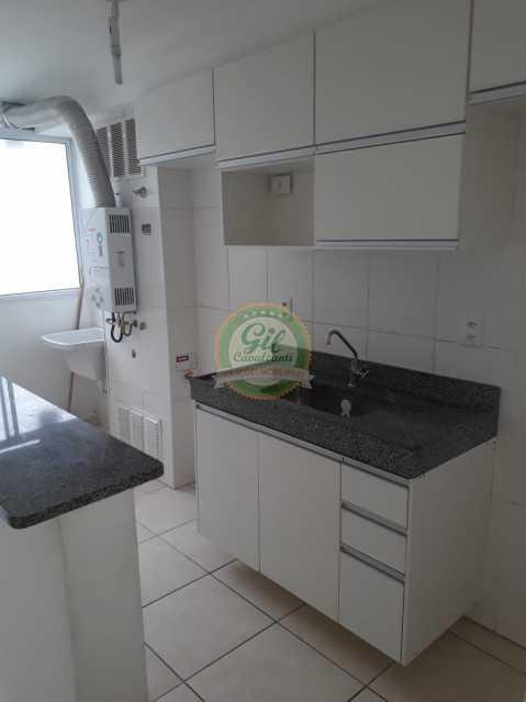 Cozinha  - Apartamento 2 quartos à venda Pechincha, Rio de Janeiro - R$ 260.000 - AP1735 - 6