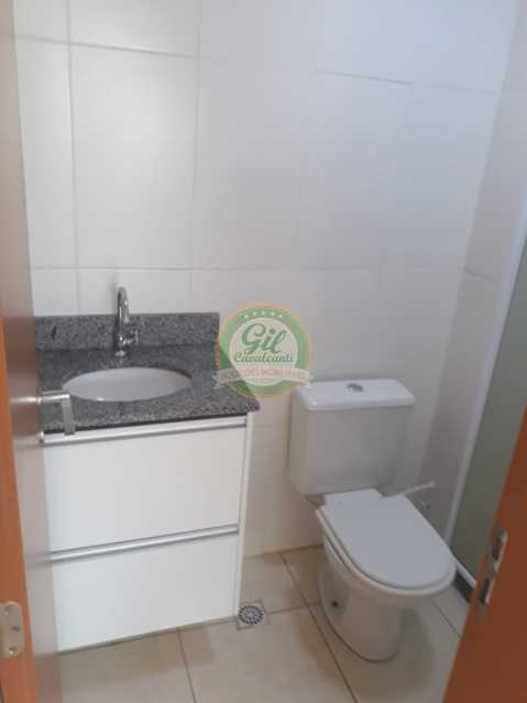 Banheiro - Apartamento Pechincha,Rio de Janeiro,RJ À Venda,2 Quartos,50m² - AP1735 - 8