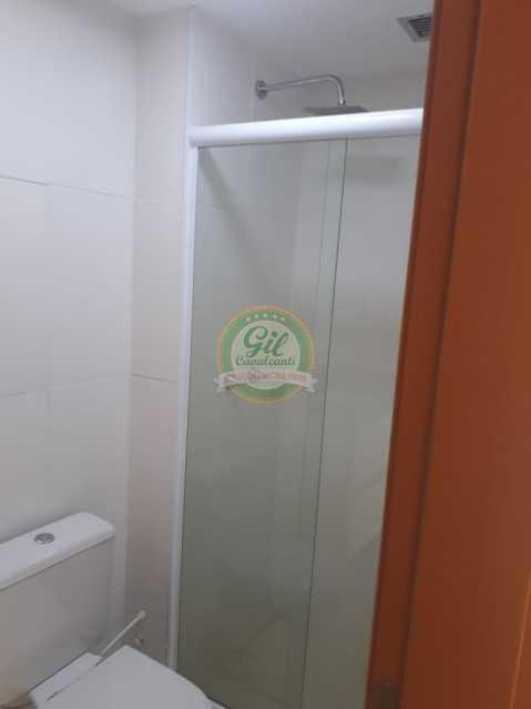 Banheiro - Apartamento Pechincha,Rio de Janeiro,RJ À Venda,2 Quartos,50m² - AP1735 - 9