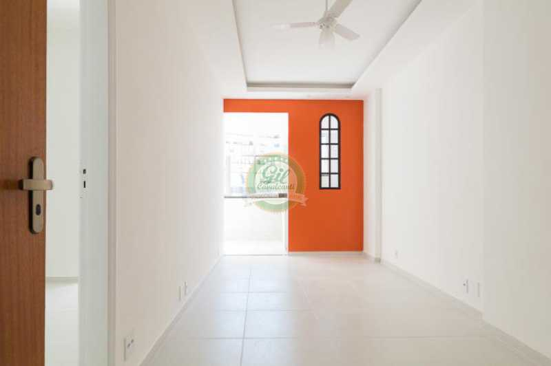 Sala  - Apartamento À VENDA, Glória, Rio de Janeiro, RJ - AP1739 - 1