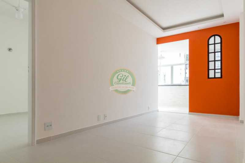 Sala - Apartamento À VENDA, Glória, Rio de Janeiro, RJ - AP1739 - 3