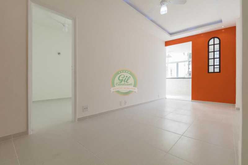 Sala - Apartamento À VENDA, Glória, Rio de Janeiro, RJ - AP1739 - 4