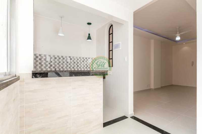Cozinha - Apartamento À VENDA, Glória, Rio de Janeiro, RJ - AP1739 - 9