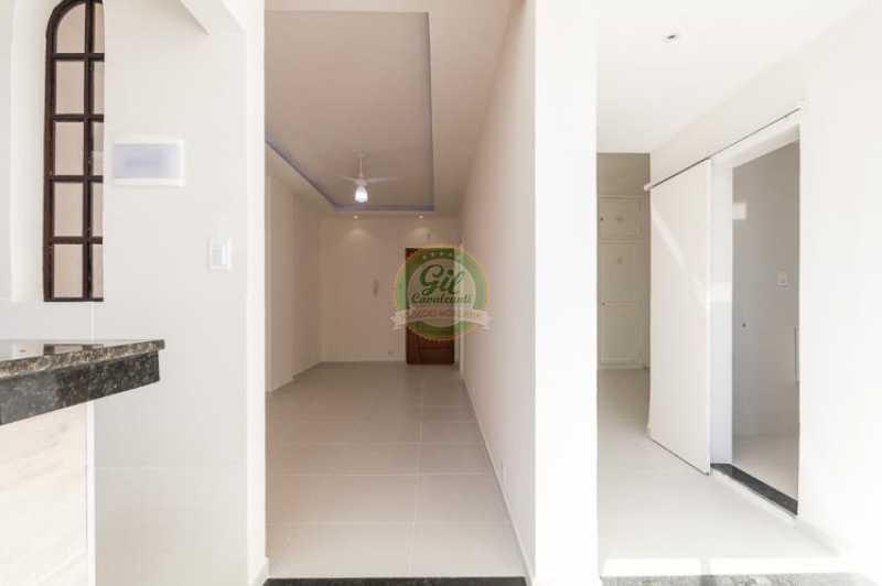 Visão da cozinha - Apartamento À VENDA, Glória, Rio de Janeiro, RJ - AP1739 - 14