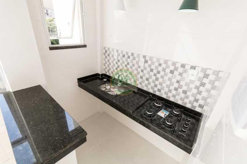 Cozinha - Apartamento À VENDA, Glória, Rio de Janeiro, RJ - AP1739 - 10
