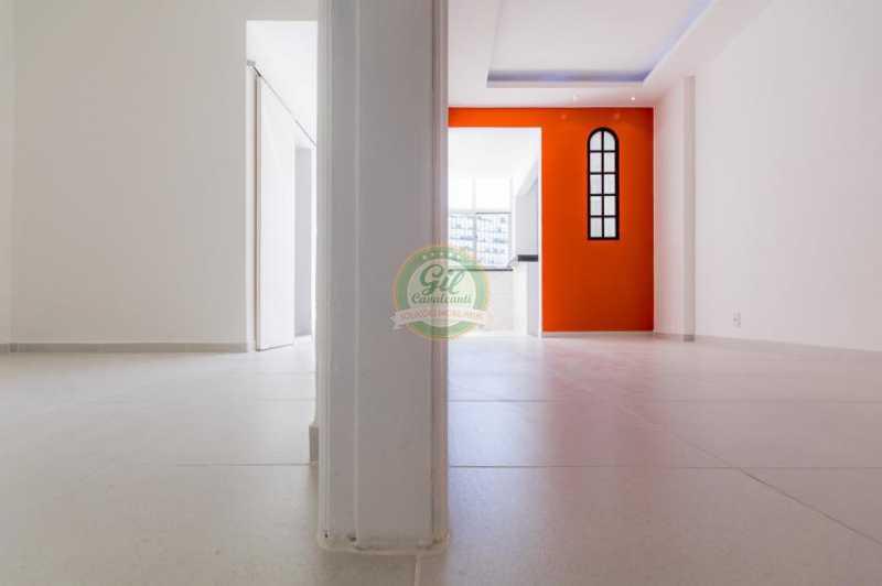 Sala - Apartamento À VENDA, Glória, Rio de Janeiro, RJ - AP1739 - 5
