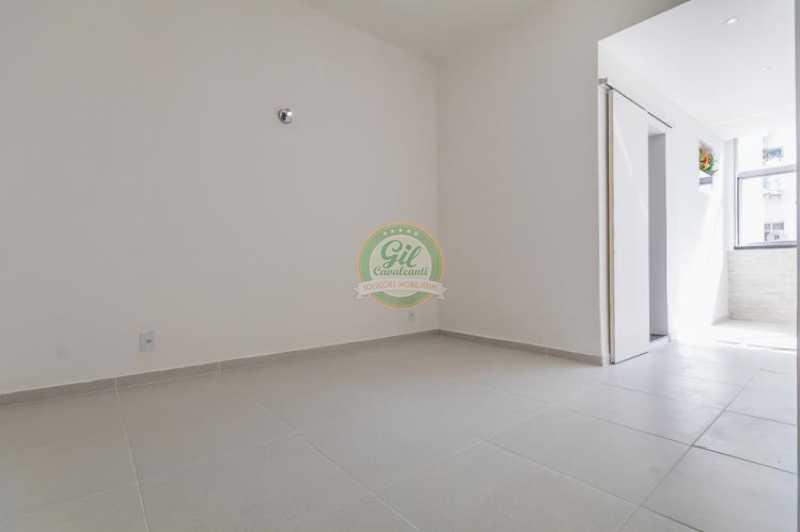 Sala - Apartamento À VENDA, Glória, Rio de Janeiro, RJ - AP1739 - 6