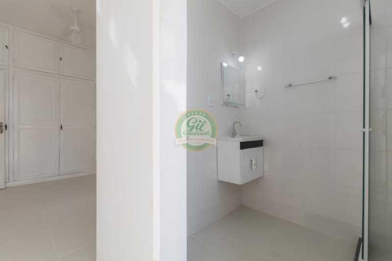 Banheiro social - Apartamento À VENDA, Glória, Rio de Janeiro, RJ - AP1739 - 18
