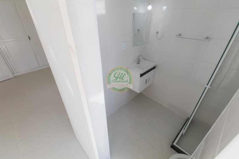 Banheiro social - Apartamento À VENDA, Glória, Rio de Janeiro, RJ - AP1739 - 19