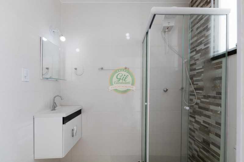 Banheiro social - Apartamento À VENDA, Glória, Rio de Janeiro, RJ - AP1739 - 20