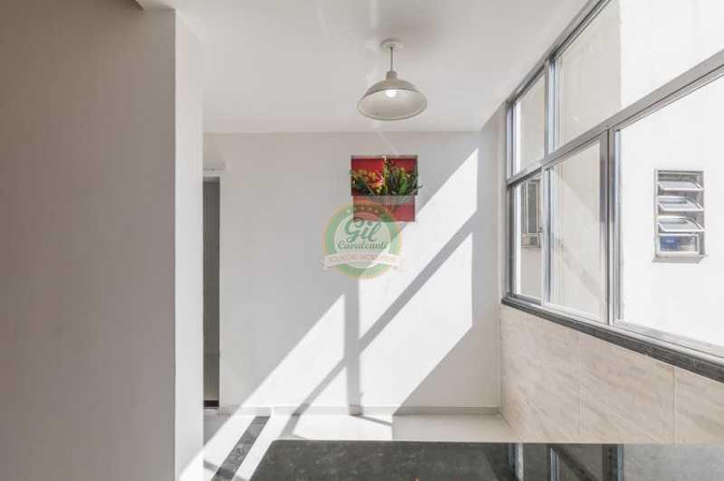Cozinha - Apartamento À VENDA, Glória, Rio de Janeiro, RJ - AP1739 - 13