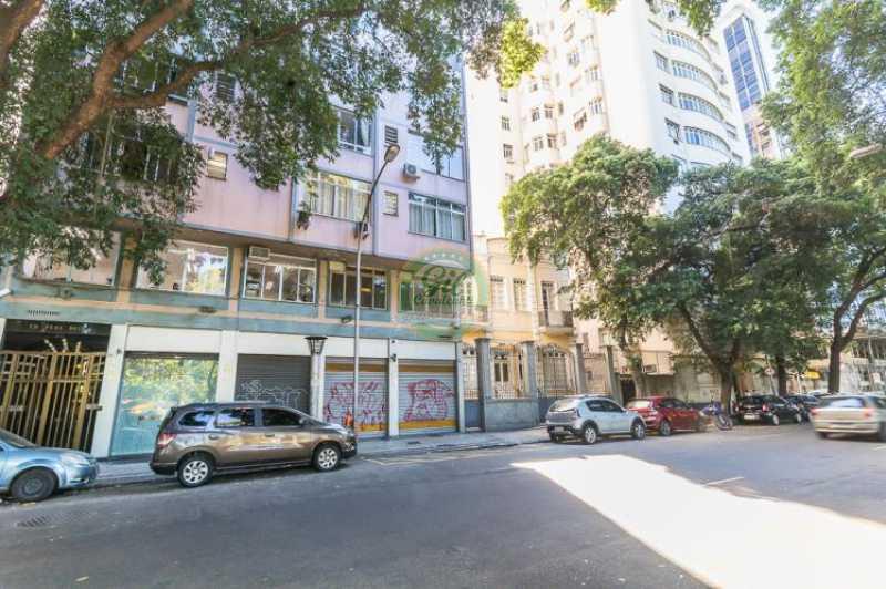 Fachada  - Apartamento À VENDA, Glória, Rio de Janeiro, RJ - AP1739 - 24