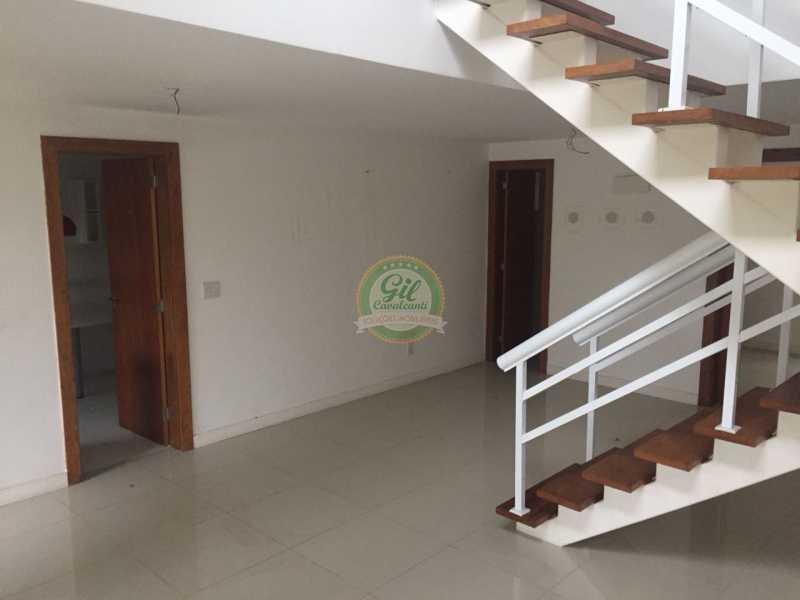 Sala - Casa em Condomínio 4 quartos à venda Vargem Pequena, Rio de Janeiro - R$ 900.000 - CS2210 - 3