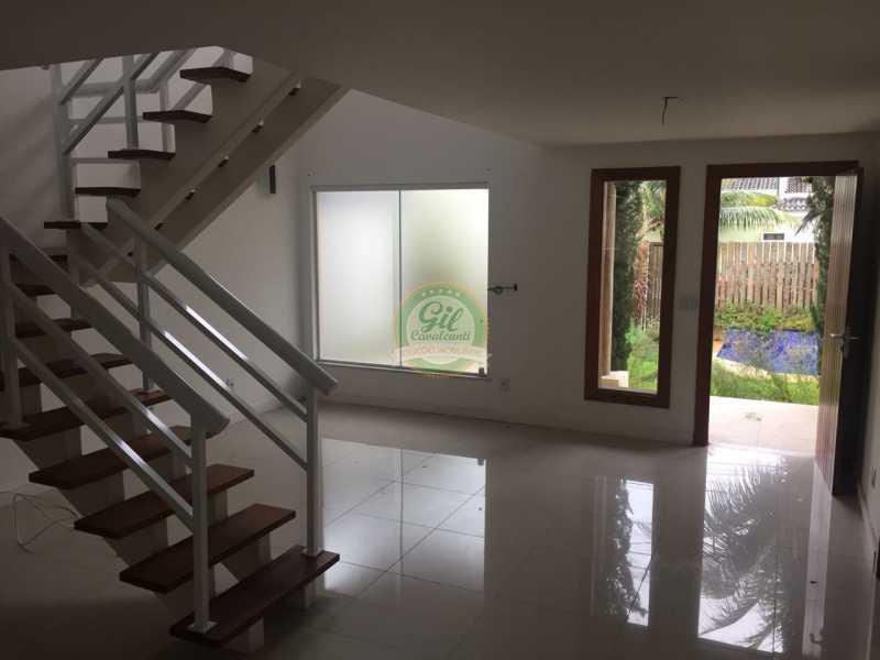 Sala - Casa em Condomínio 4 quartos à venda Vargem Pequena, Rio de Janeiro - R$ 900.000 - CS2210 - 5