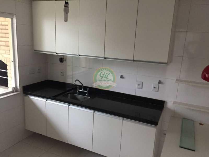 Cozinha - Casa em Condomínio 4 quartos à venda Vargem Pequena, Rio de Janeiro - R$ 900.000 - CS2210 - 9