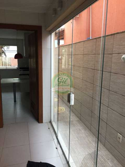 Acesso para cozinha - Casa em Condomínio 4 quartos à venda Vargem Pequena, Rio de Janeiro - R$ 900.000 - CS2210 - 8