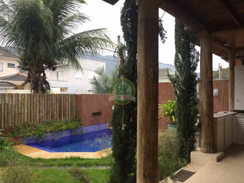 Piscina - Casa em Condomínio 4 quartos à venda Vargem Pequena, Rio de Janeiro - R$ 900.000 - CS2210 - 16