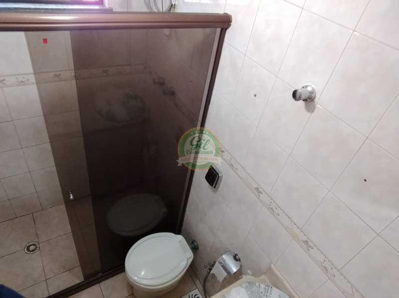 Banheiro - Apartamento Jacarepaguá,Rio de Janeiro,RJ À Venda,2 Quartos,98m² - AP1746 - 13