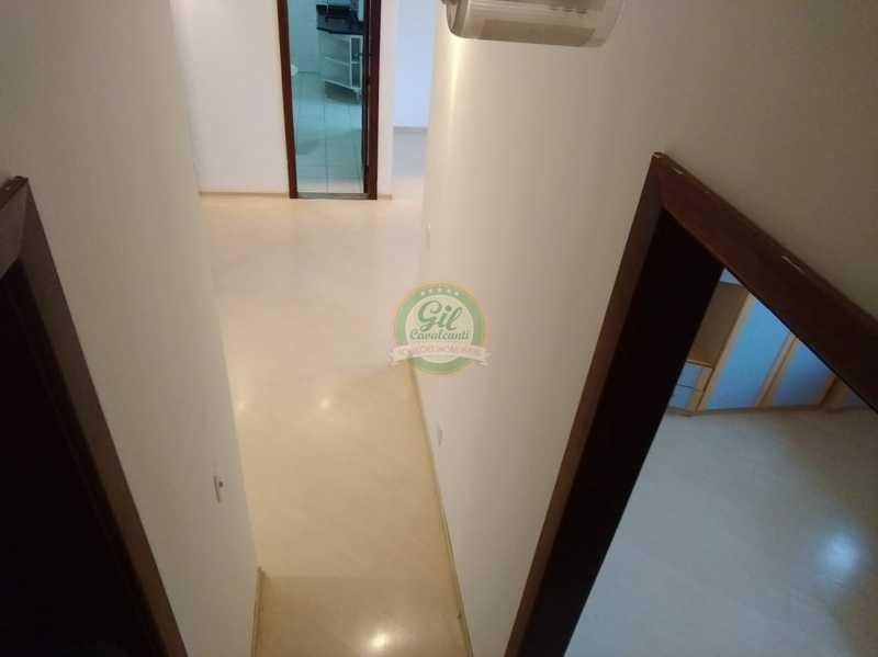 Corredor  - Apartamento Jacarepaguá,Rio de Janeiro,RJ À Venda,2 Quartos,98m² - AP1746 - 12
