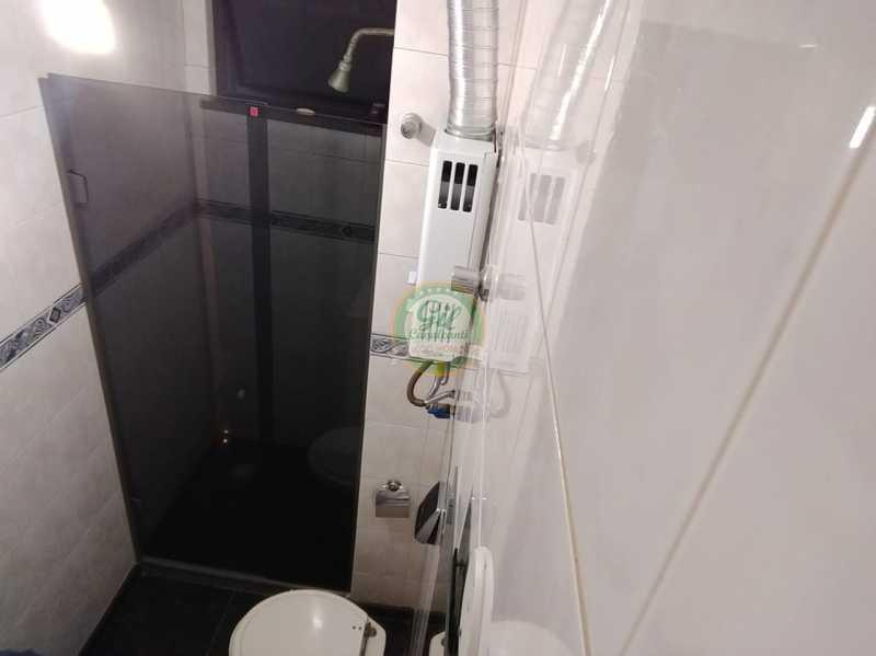 Banheiro - Apartamento Jacarepaguá,Rio de Janeiro,RJ À Venda,2 Quartos,98m² - AP1746 - 18