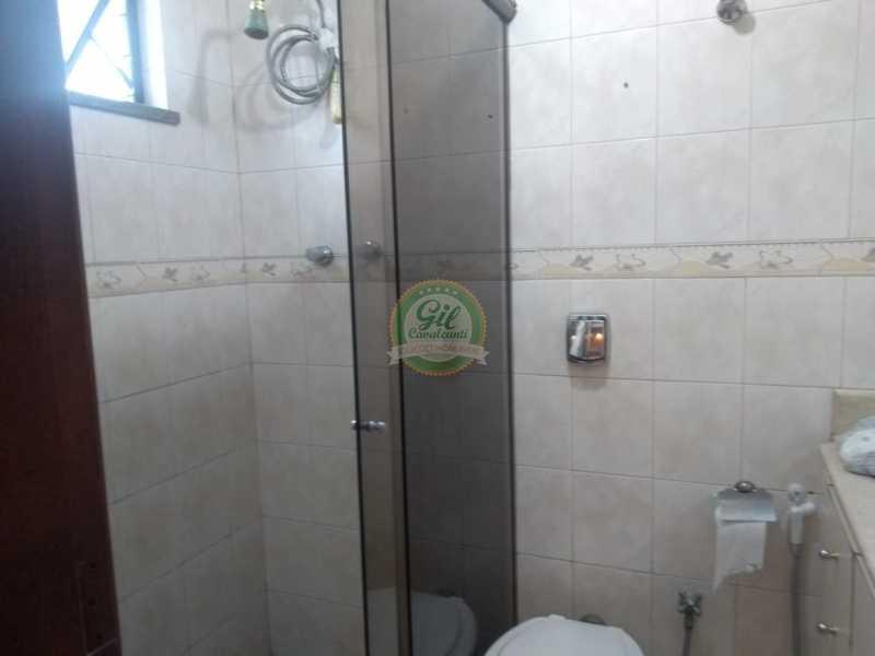 Banheiro - Apartamento Jacarepaguá,Rio de Janeiro,RJ À Venda,2 Quartos,98m² - AP1746 - 10
