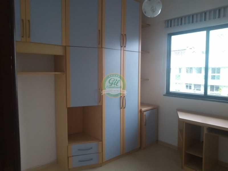Quarto - Apartamento Jacarepaguá,Rio de Janeiro,RJ À Venda,2 Quartos,98m² - AP1746 - 8