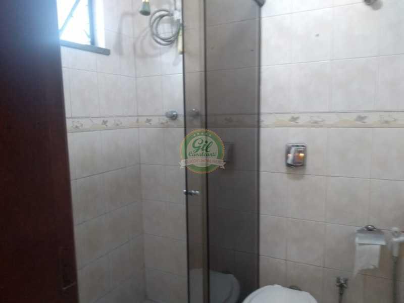 Banheiro - Apartamento Jacarepaguá,Rio de Janeiro,RJ À Venda,2 Quartos,98m² - AP1746 - 21