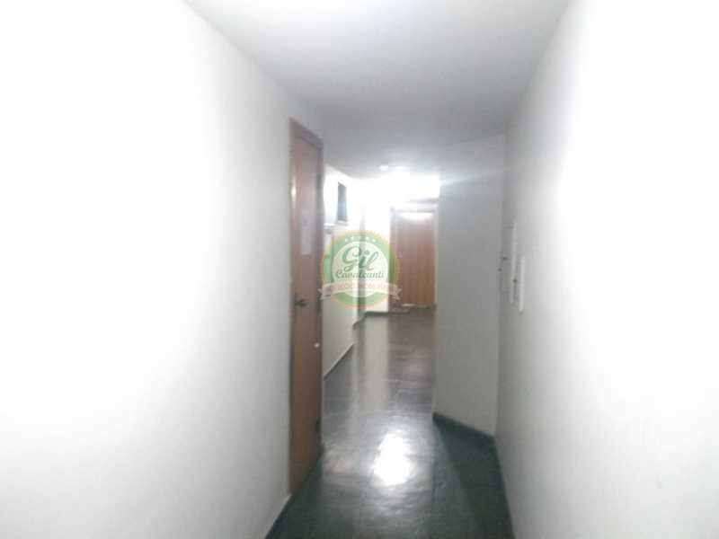 Corredor prédio  - Apartamento Jacarepaguá,Rio de Janeiro,RJ À Venda,2 Quartos,98m² - AP1746 - 24