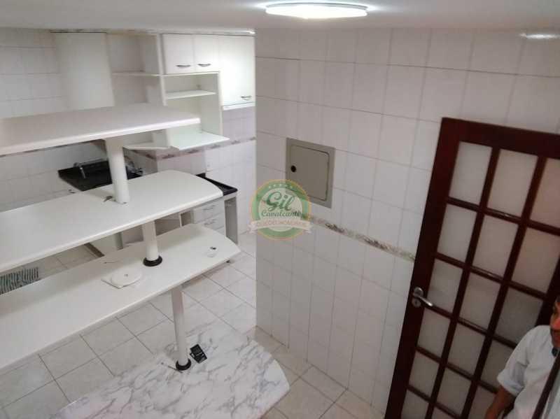 Cozinha  - Apartamento Jacarepaguá,Rio de Janeiro,RJ À Venda,2 Quartos,98m² - AP1746 - 7
