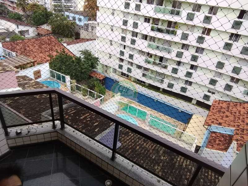 Varanda - Apartamento Jacarepaguá,Rio de Janeiro,RJ À Venda,2 Quartos,98m² - AP1746 - 23
