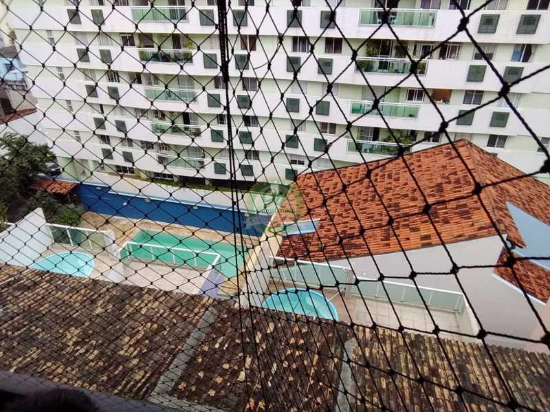 Vista  - Apartamento Jacarepaguá,Rio de Janeiro,RJ À Venda,2 Quartos,98m² - AP1746 - 6