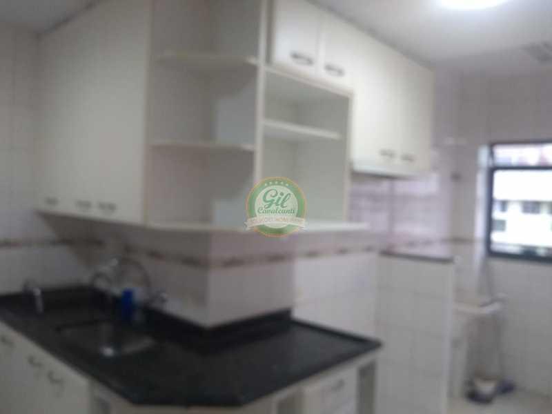 Cozinha  - Apartamento Jacarepaguá,Rio de Janeiro,RJ À Venda,2 Quartos,98m² - AP1746 - 11