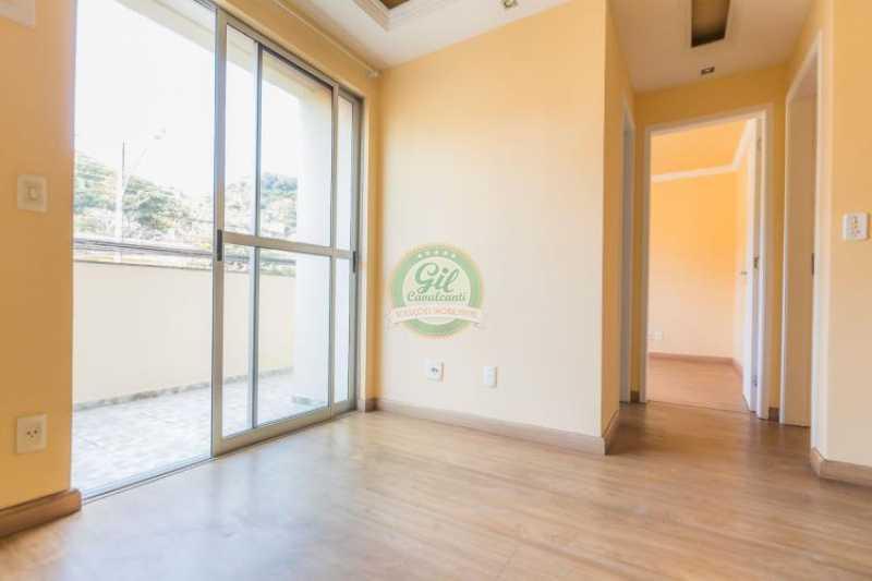 Sala - Apartamento À Venda - Vila Valqueire - Rio de Janeiro - RJ - AP1751 - 6